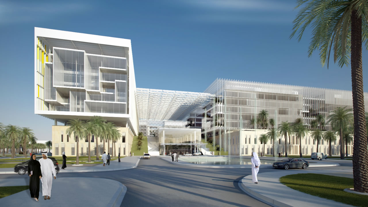 Sheik Khalifa Medical City – Abu Dhabi, UAE